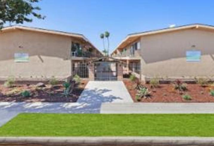 Two-property portfolio, L.A.
