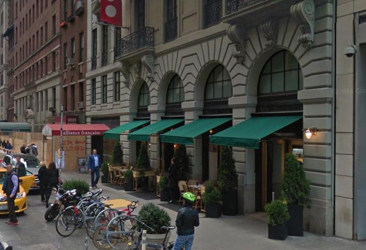 Le Bilboquet in Manhattan