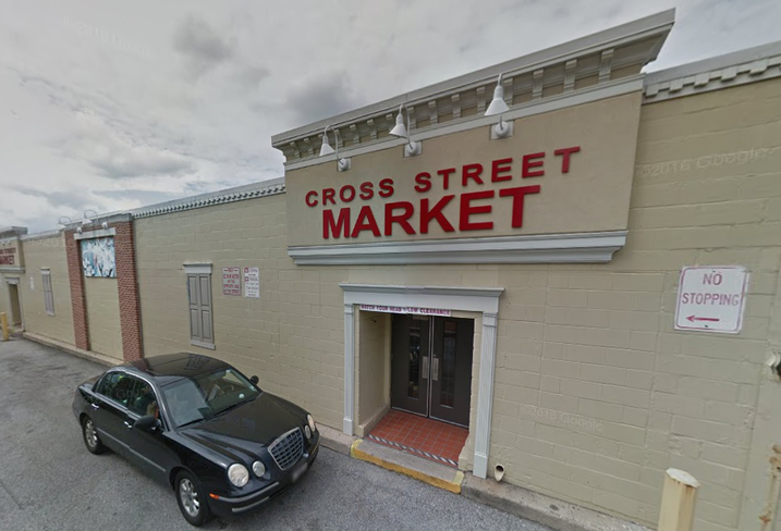 Cross Street Market in Baltimore