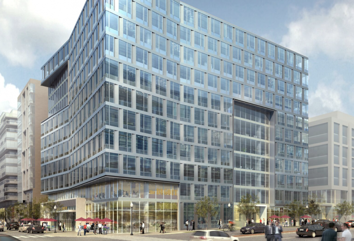 Skanska Signs First Office Tenant At Capitol Riverfront's 99 M