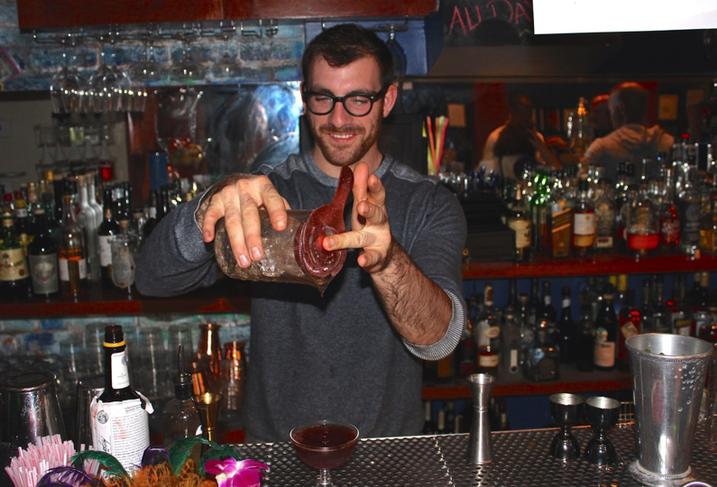 The Big Easy At Service Bar!