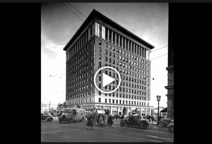 Taft Building Los Angeles Vectis video