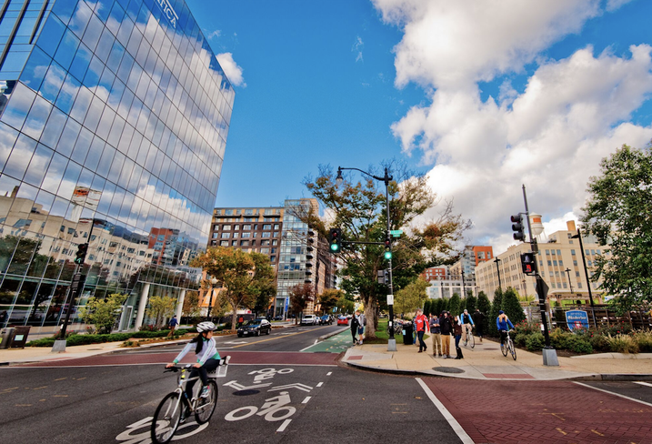 Tale Of Two Cities: D.C.'s Core Office Market Struggles As Emerging Areas Strengthen