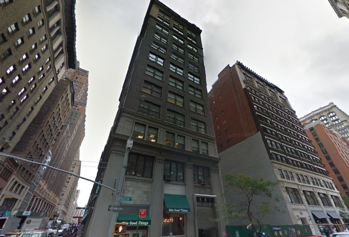 Columbia Property Trust Buying Midtown Office Building