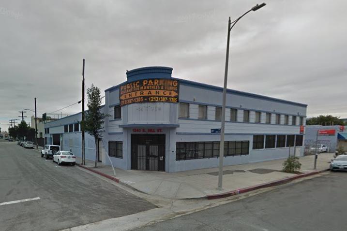 1340 S. Hill St., LA