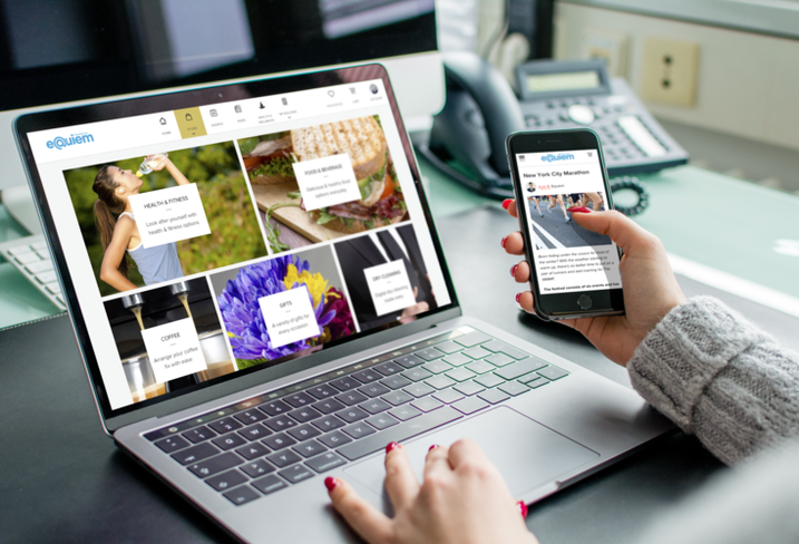 Equiem mobile and computer platforms