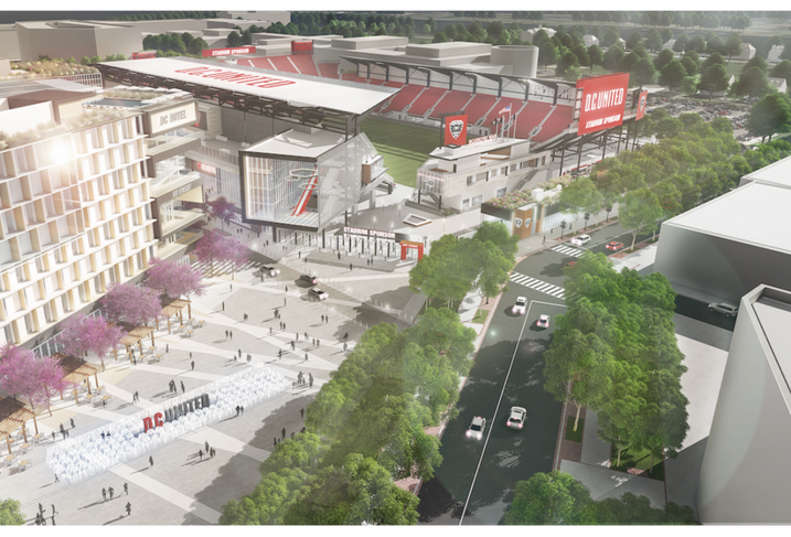 Fever Pitch: 9 New U.S. Soccer Stadiums Rise With Sport's Popularity