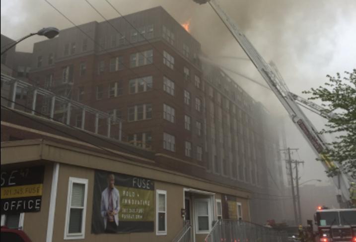 Fuse 47 College Park fire