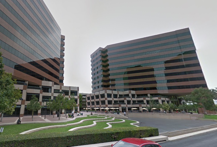 HomeUnion's offices in Irvine, California