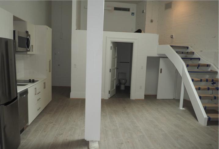 Ampeer loft unit