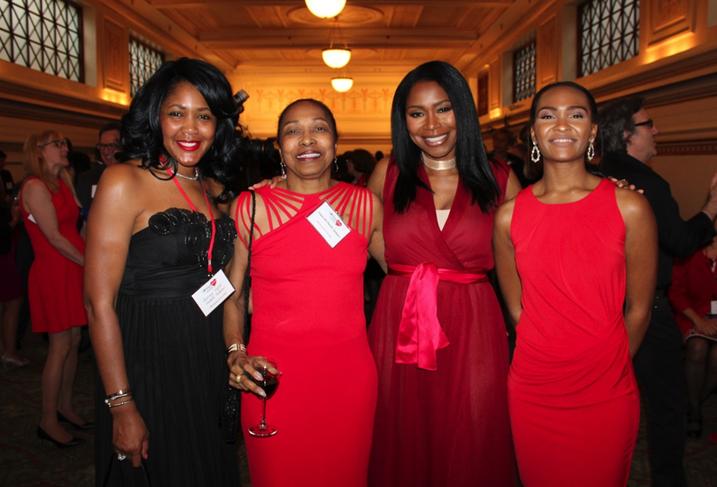 WomenHeart Awards Dinner!