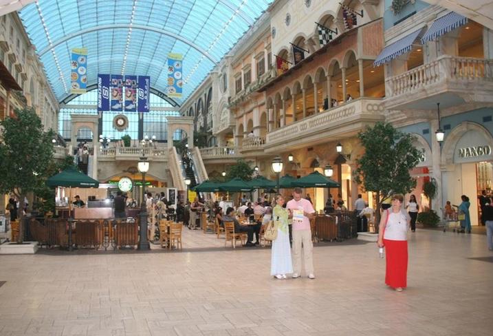 Experiential Retail Reinvigorates Malls