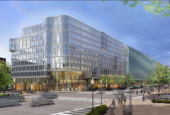 Boston Properties GWU 2100 Pennsylvania