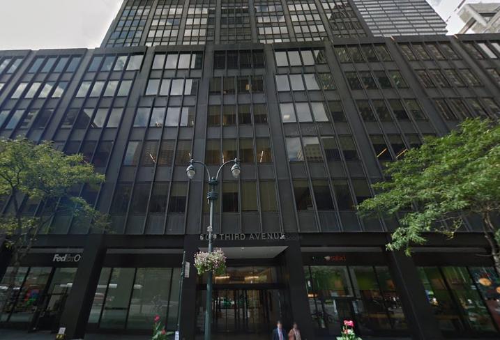 BlackRock Seeks Investors To Take Ownership Stake In 600 Third Ave.