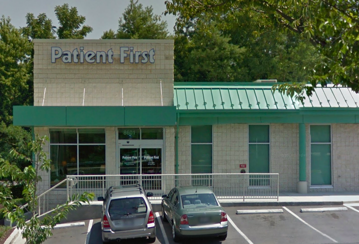 Patient First 8601 16th St. Silver Spring