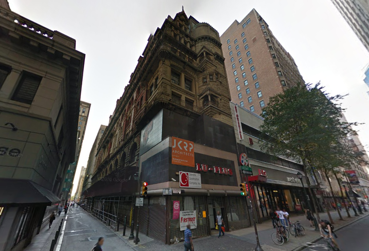 Regus Signs Lease In Historic Center City Building For Spaces Co-Working Concept