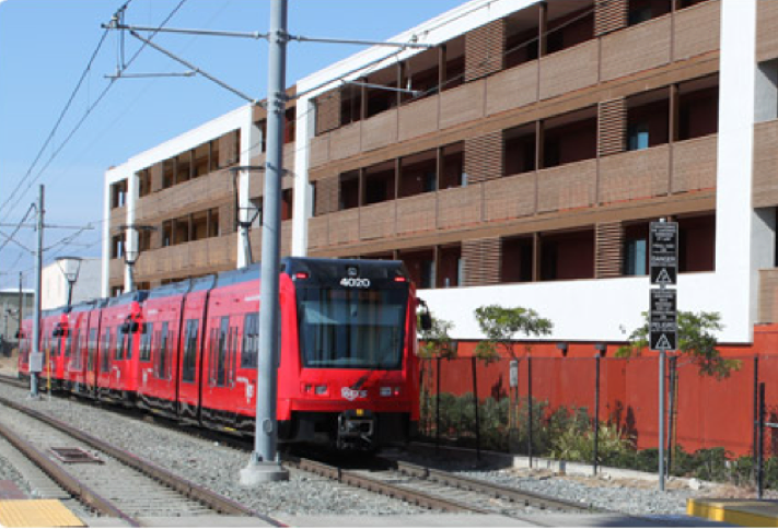 Dense Development Planned In Mission Valley, Supported By Mass Transit