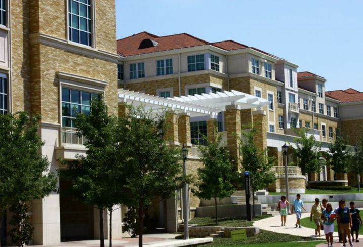 Unprecedented Enrollment And Demand For Luxe Accommodations Stimulate Student Housing