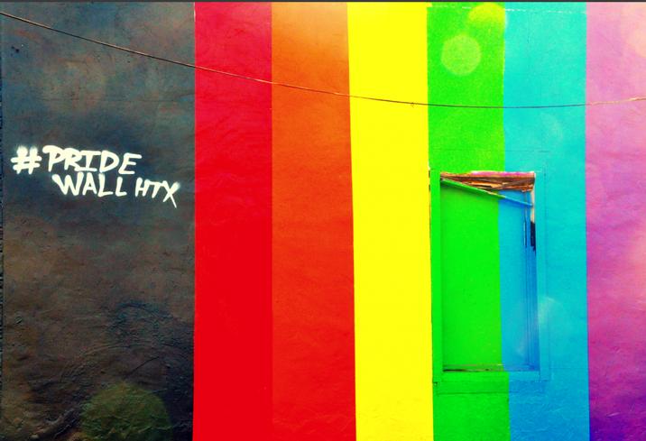 Montrose Pride Wall