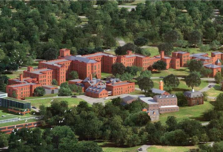 St. Elizabeth's Campus