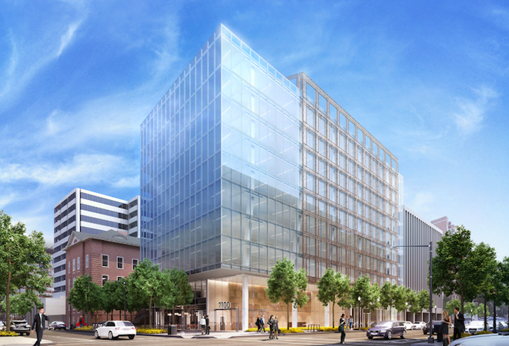With New Law Firm Leases D C S Office Buildings Are