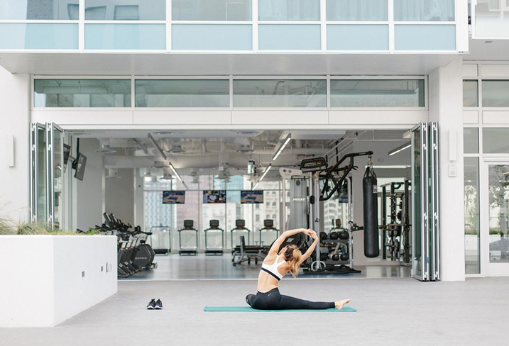 The Evolution Of The Multifamily Fitness Center