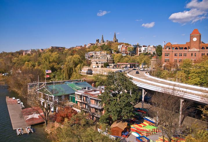 The Georgetown Neighborhood Guide
