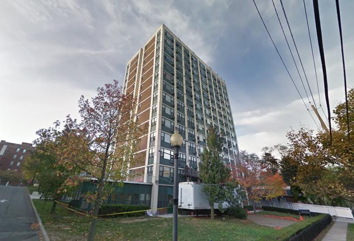 The Frances Schervier nursing facility in the Bronx