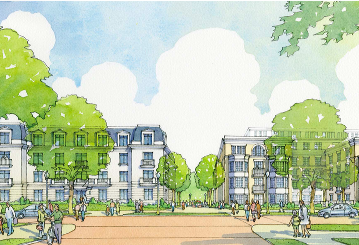 Valor Development Scales Back Plan For AU Park Mixed-Use Project