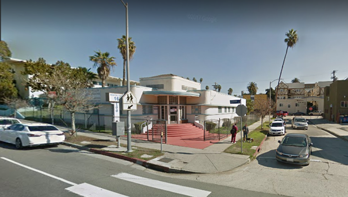 166 S. Alvarado St., LA