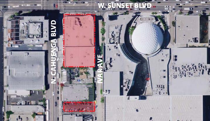 6400 Sunset Blvd. Project
