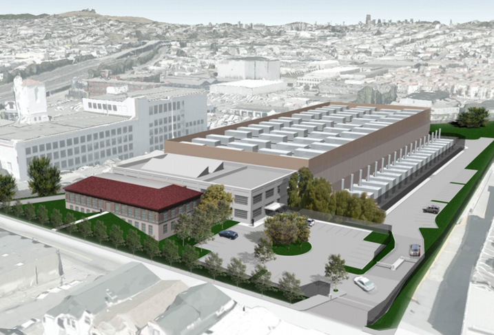 First Data Center In 10 Years To Be Built In San Francisco
