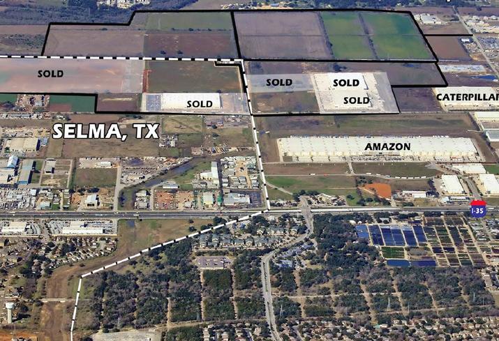 Titan Puts Another 187K SF Industrial Space Into Austin-San Antonio Corridor