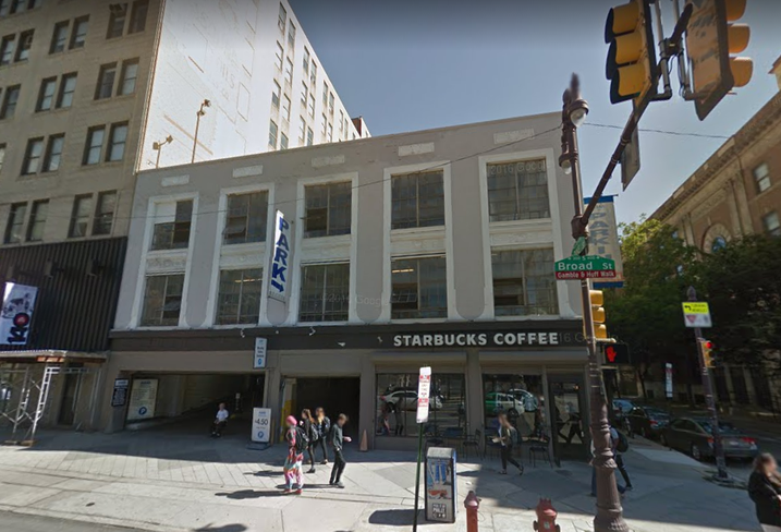 Dranoff Plans Condo Tower, Not Second Hotel, For South Broad Street