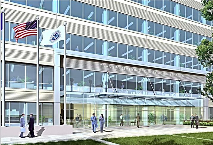 TSA HQ Springfield Boston Properties
