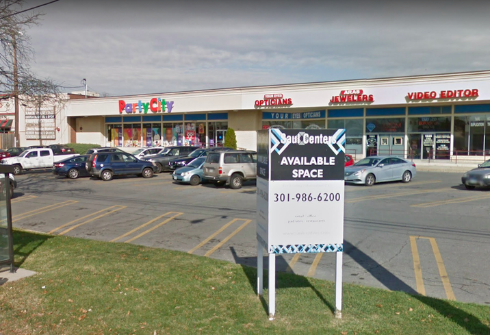 Saul Centers Rockville Pike retail