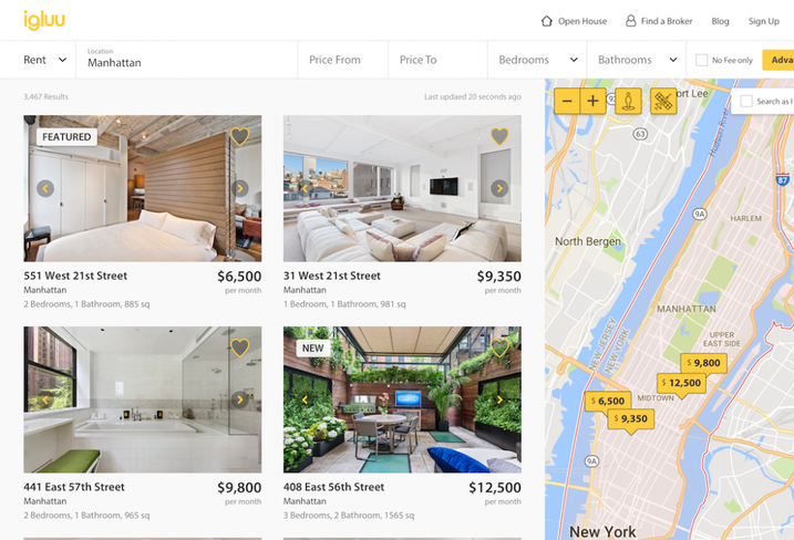 EXCLUSIVE: Igluu Looking To Seize The New York Listings Crown From StreetEasy