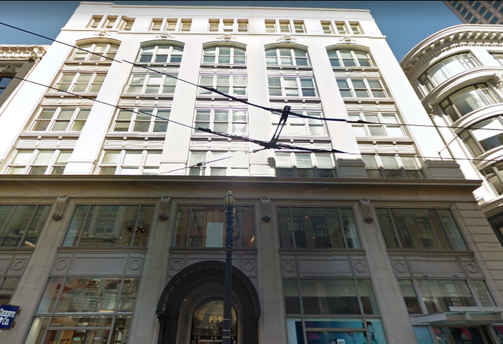 Union Square Building Sells For $69M