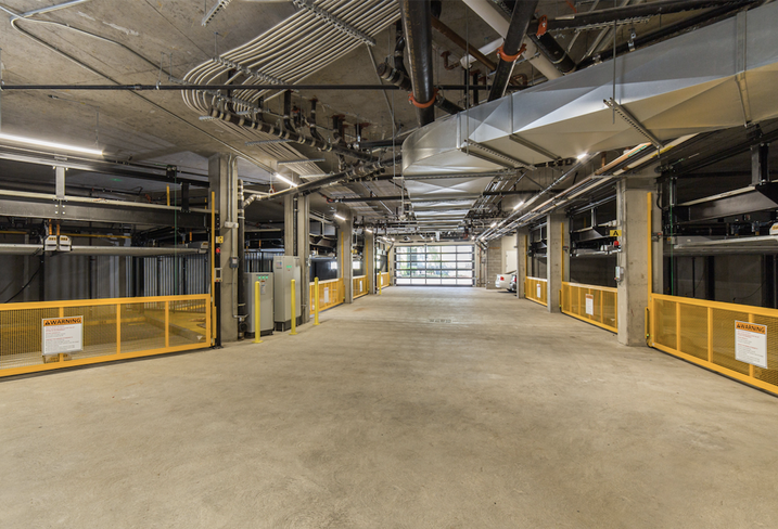Automated Parking Systems Are Cost-Effective, Versatile And Space-Saving