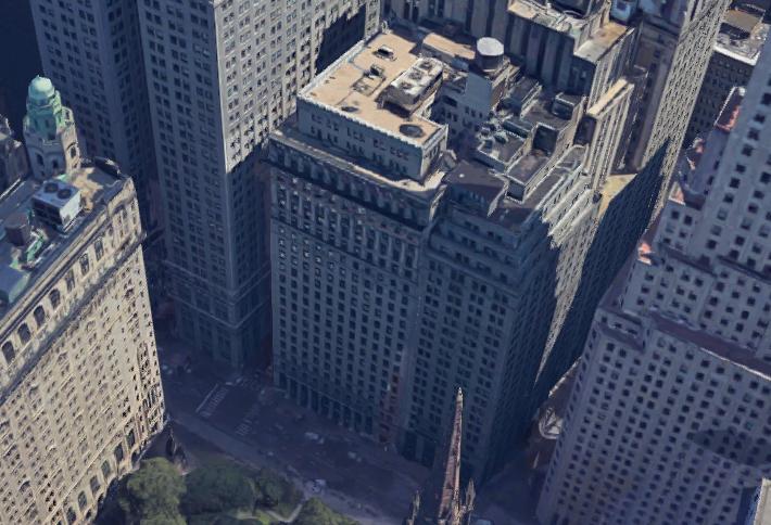 100 Broadway in Manhattan's Financial District