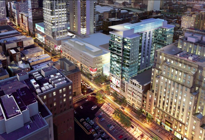 Fashion District Philadelphia's Retail Picture Comes Together