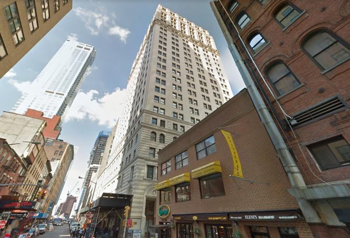 101 Greenwich St. in Manhattan's Financial District