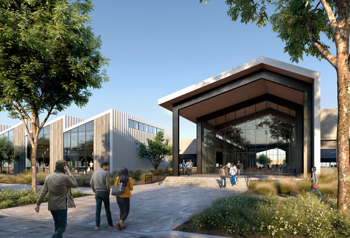 Partnership Redeveloping 27 Acres In North San Jose Into Huge Office Campus