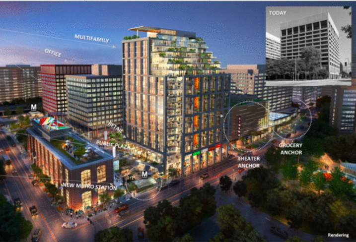 In The Works: Top 3 Developments Coming To Crystal City/Pentagon City