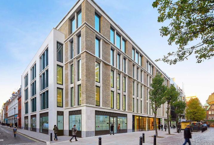 Exclusive: Great Portland Takes Sales Close to £1B With £190M Soho Disposal