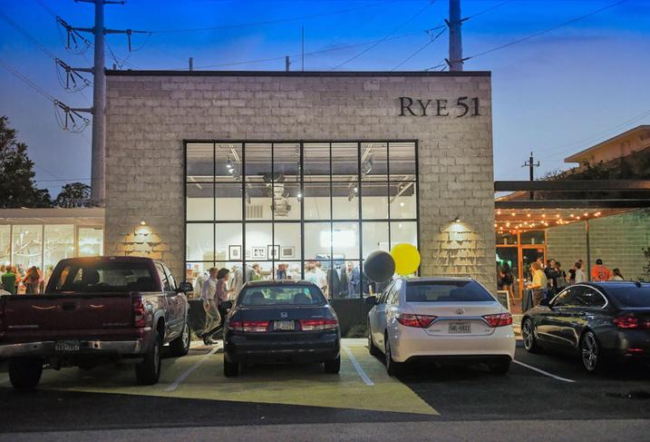 Heights Mercantile, Rye 51
