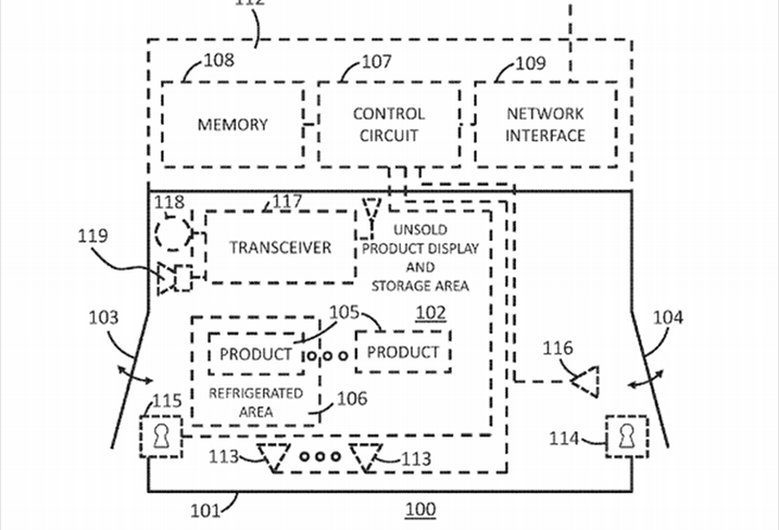 Wal-Mart's Latest Patent Gives New Meaning To Shopping From The Comforts Of Home