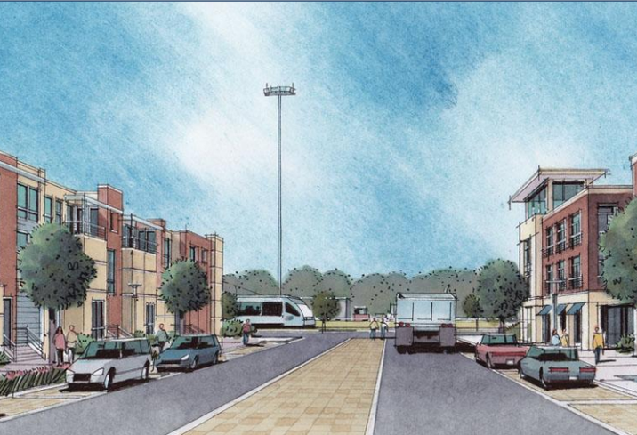 Jersey Village Proposed Mixed-Use