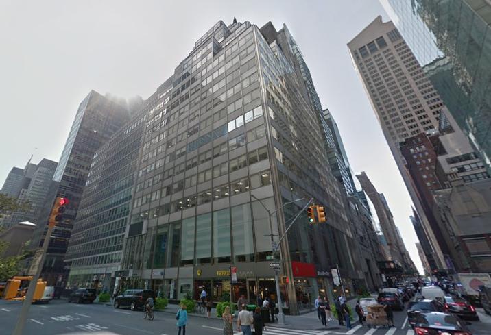410 Park Ave. in Midtown Manhattan