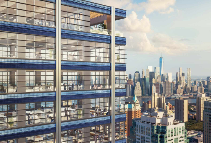 Brooklyn's Oversupplied Office Market Is Ready To Welcome Manhattan Satellites